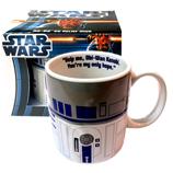 Star Wars R2-D2 2D Releif  Boxed China Mug