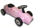 Speed Racer Ride On Car - Pink
