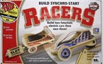 TimberSlot Build An Electric Synchro-Start Racers Construction Kit