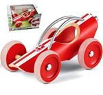E-Racer Bamboo car - Monza Red