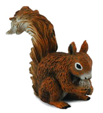 CollectA Red Squirrel Eating - 88467