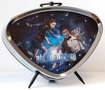 Dr Who Dalek Retro Bedside Alarm Clock