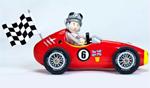 Retro Racer - Wooden