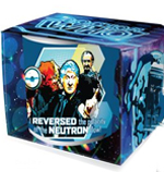 Dr Who Reversed Neutron Boxed China Mug