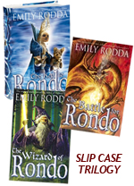 The Rondo Trilogy - by Emily Rodda Boxed Set