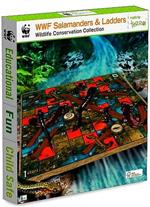 WWF Salamanders and Ladders - Wooden