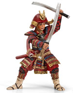 Schleich - New Heroes The Honourable Samuri - 70068