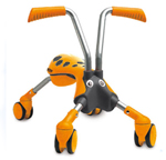 Quick Smart Scramble Bug Ride On
