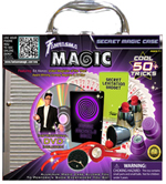 Secret Magic Case with DVD