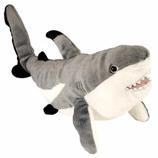 "Cuddlekins Black Tipped Shark 15"" (38cm)"