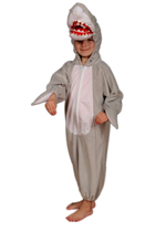 Kids Safari Shark Costume