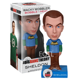 Big Bang Theory - Sheldon Batman Bobble Head
