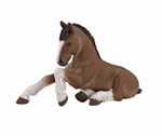 PAPO P51110 Shire Horse Foal