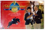 Showjumping Cup Board Game.