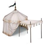 Schleich - Seige Tent - 40193