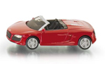 Siku - Audi R8 Spyder Sports Car - 1316 Die-cast replica