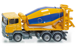 Siku - Cement Mixer Truck 1:87 Die-cast replica - 1896