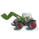 Siku - Fendt Tractor with Front End Loader 1:50 Die-cast replica - 1981