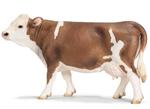 Schleich - Simmental Cow