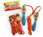 Skipping Rope wooden - Teddy or Ladybird
