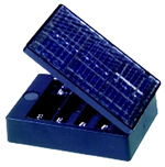 4AA Solar Battery Charger