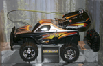 Off Road Radio Controlled Car 27Mhz