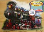 Sound  Peg Puzzle - Train - 9pcs