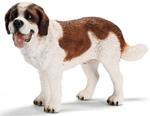 Schleich St Bernard Male Dog - 16379