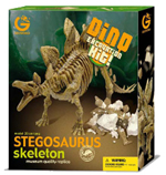 Geoworld Stegosaurus Skeleton Excavation Kit