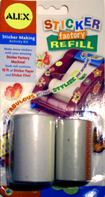 Sticker Factory Refill Pack