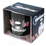 Top Gear Stig Helmet Boxed China Mug