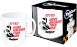 Top Gear Stig MM than M Boxed China Mug
