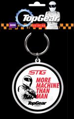 Top Gear Stig Keyring
