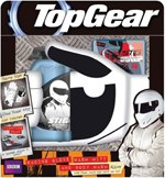 Top Gear - Stig Wash Mit and Body Wash