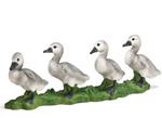 Schleich - White Swan Cygnets -13657