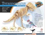 T-Rex Wooden construction kit.