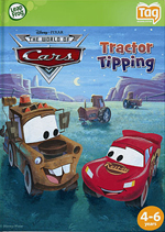 Cars Tractor Tipping - Tag Audio Book