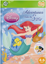 Disney Princess -Tag Audio Book