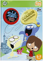 Foster - The Golden Paddleball - Tag Audio Book