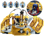 Dr Who Tardis Console Room Mega Constructor Set.
