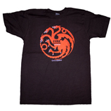 Game of Thrones Targaryen House Tee Shirt
