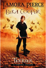 Beka Cooper Terrier - a novel by Tamora Pierce