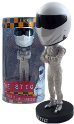 Top Gear - The Stig Bobble Head Figurine