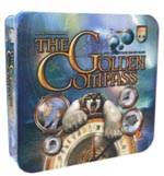 The Golden Compass DVD board game