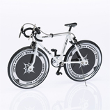 MB Diecast Time Trial Bike 1:10 scale