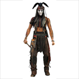 "The Lone Ranger 7"" Tonto Figure"