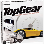 Top Gear  Challenge Board Game