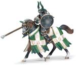 Schleich - Tournament Knight _Taurus on Horseback - 70047