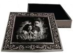 Twilight Eclipse - Jewellery Box Metal - Edward and Bella