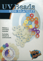 UV Beads Kids Bracelet